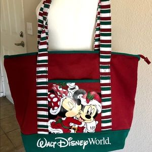 Disney Mickey and Minnie Mouse tote bag